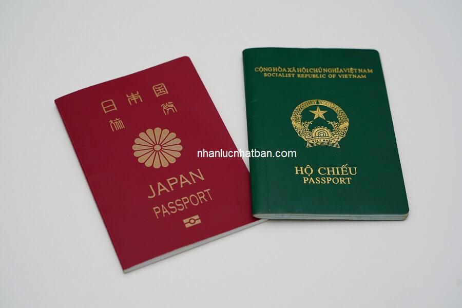 Cách làm hộ chiếu đi Nhật Online và Offline