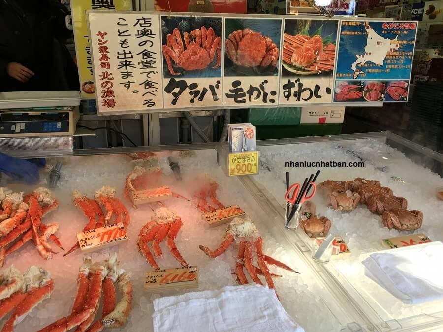 Đặc sản ẩm thực Toyama