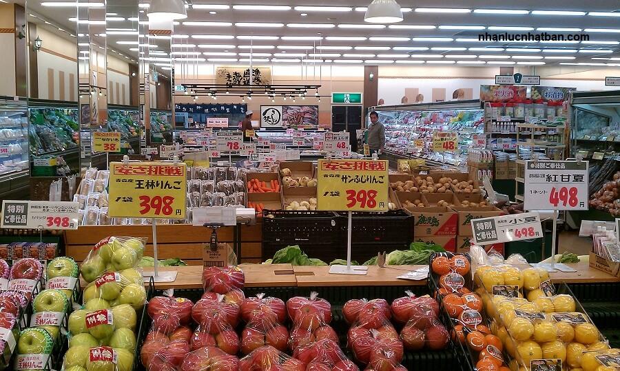 Các chuỗi siêu thị giá rẻ ở Nhật Bản