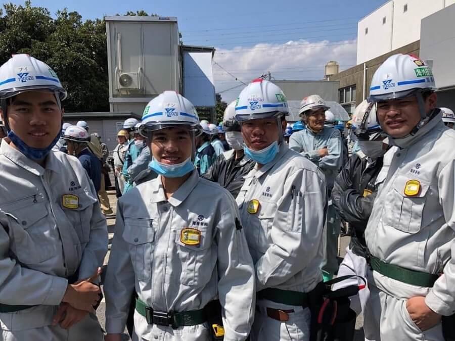 Cuộc sống của người lao động ở Nhật Bản 2
