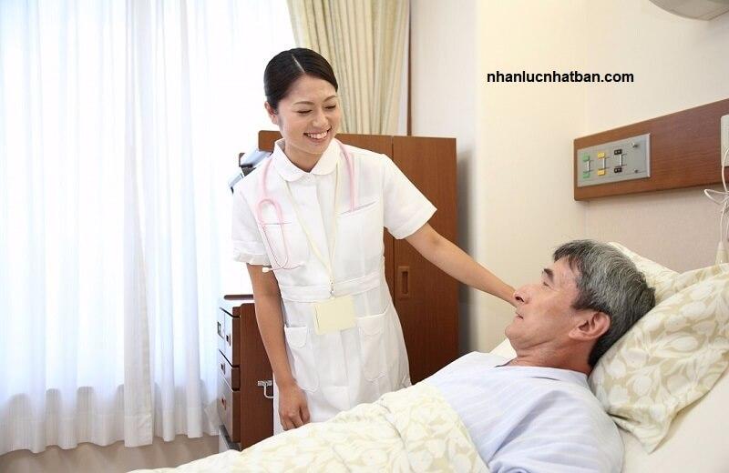 Đơn hàng điều dưỡng viên