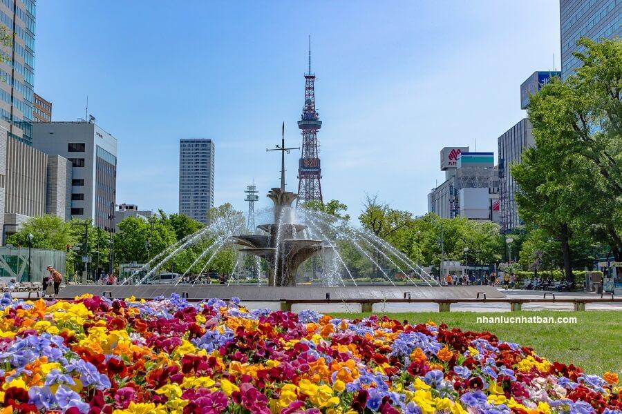 Mùa thu ở Nhật Bản