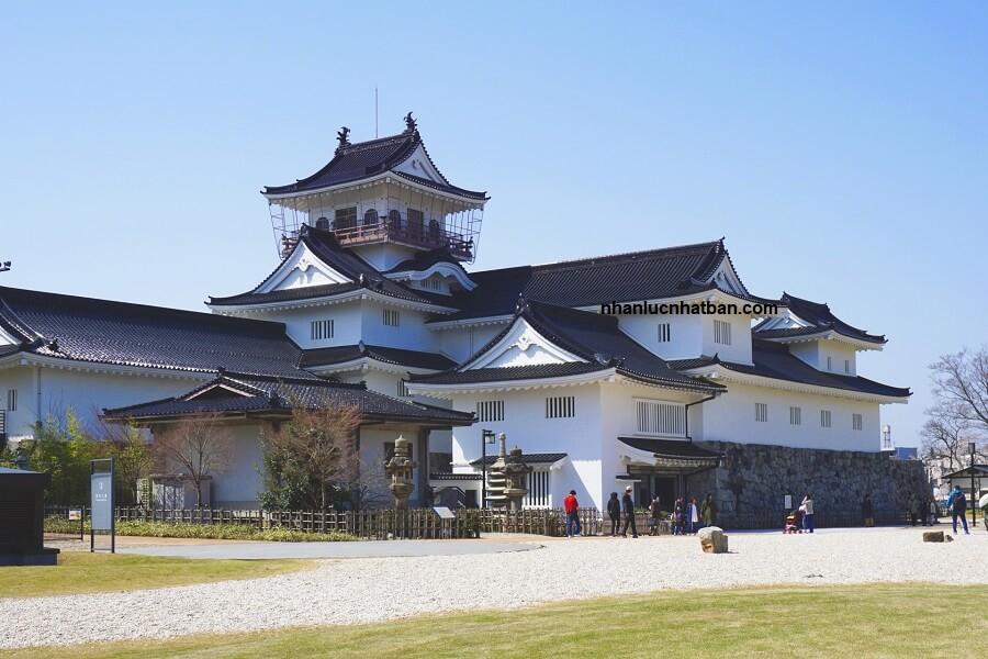 Thành Toyama