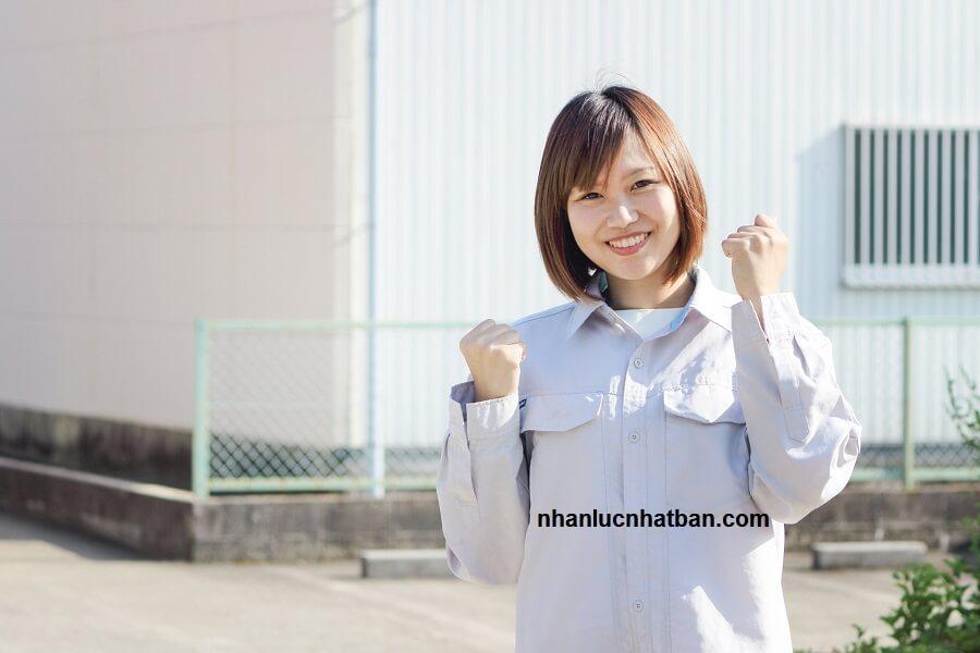 Thuận lợi của ngành may mặc Nhật Bản