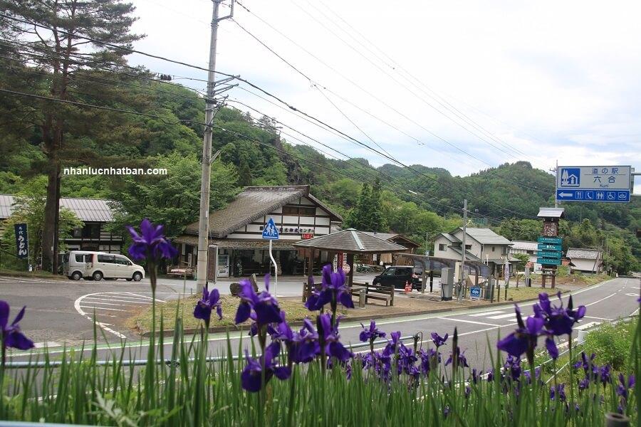 Vị trí địa lý tỉnh Gunma