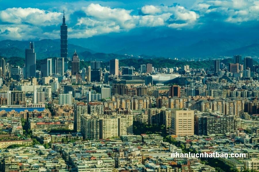 Đất nước Đài Loan