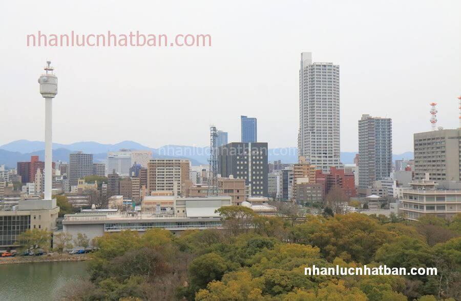 Một số thông tin về tỉnh Hiroshima Nhật Bản
