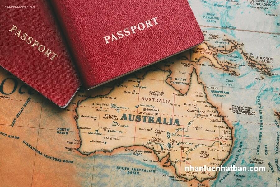 xuất khẩu lao động Australia