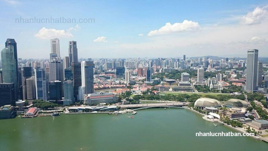 Singapore tươi đẹp