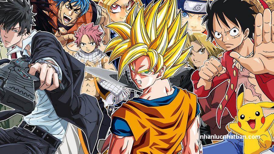Thế giới manga