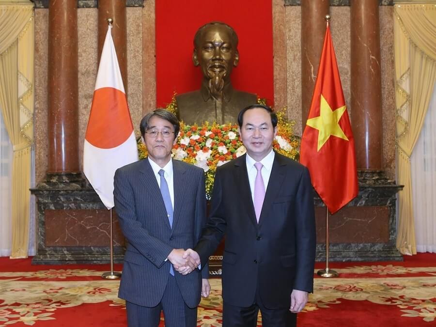 Vai trò của đại sứ quán Nhật Bản tại Việt Nam