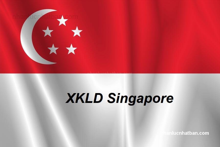 Xuất khẩu lao động Singapore 2020