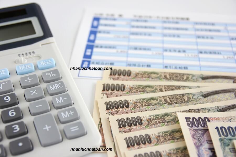 Đi Nhật lương bao nhiêu?