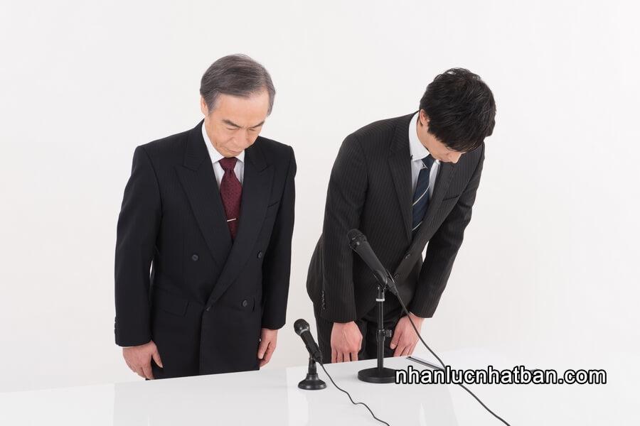Văn hóa cúi chào của Nhật Bản