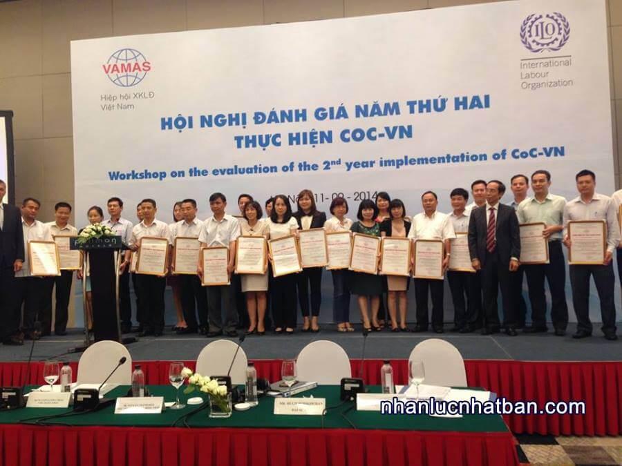 Hiệp hội xuất khẩu lao động Vamas