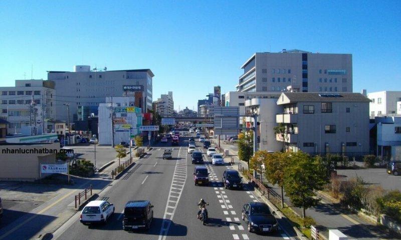 xuất khẩu lao động tỉnh Aichi Nhật Bản