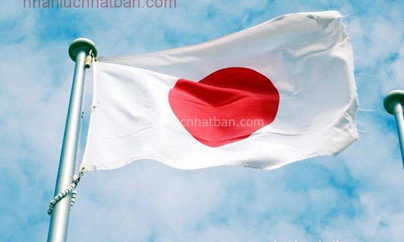 Đằng sau lá cờ Nhật Bản là cả một lịch sử huy hoàng