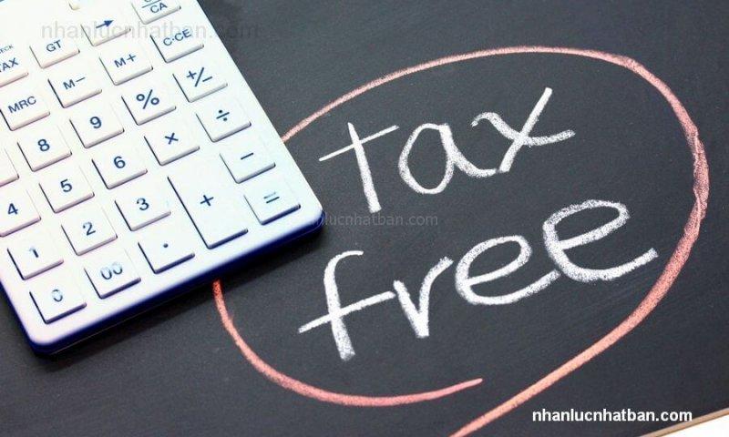 Tax Free và Duty Free