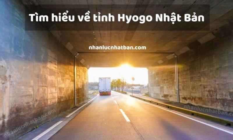 Hyogo là một tỉnh thuộc đảo Honshu của Nhật Bản. Với nền kinh tế phát triển, hàng năm tỉnh Hyogo Nhật Bản đón nhận hàng ngàn du học sinh và người lao động Việt Nam đến làm việc