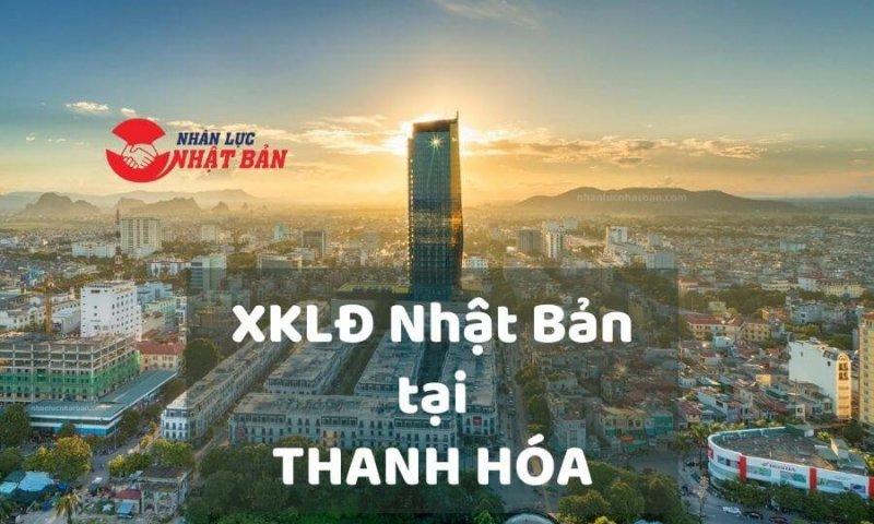 XKLD Nhật Bản tại Thanh Hóa